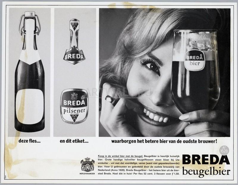 "Постер Еда и напитки ""Постер 28672"", 26x20 см, на бумаге от Artwall"
