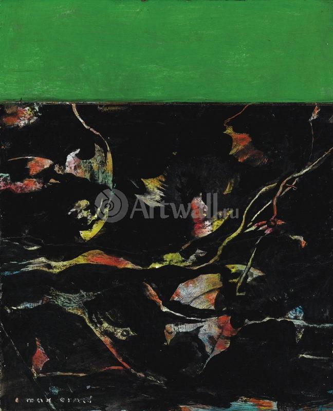 """Художники, картина """"Без названия"""", 20x25 см, на бумаге от Artwall"""