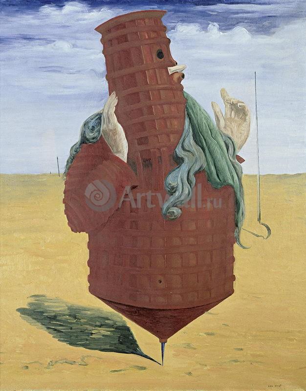 "Художники, картина ""Император Убу"", 20x26 см, на бумаге от Artwall"