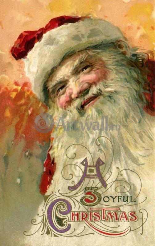 """Постер Праздники """"Постер 36070"""", 20x32 см, на бумаге от Artwall"""