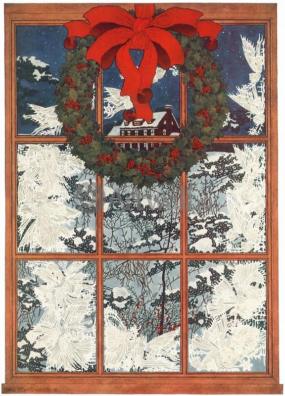 """Постер Праздники """"Постер 36072"""", 20x28 см, на бумаге от Artwall"""