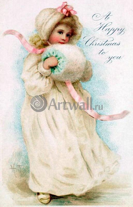 """Постер Праздники """"Постер 36081"""", 20x31 см, на бумаге от Artwall"""