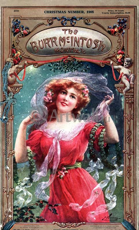 """Постер Праздники """"Постер 36089"""", 20x33 см, на бумаге от Artwall"""