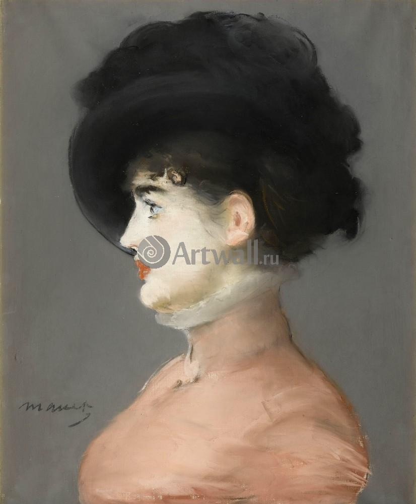 "Художники, картина ""Ирма Брюннер"", 20x24 см, на бумаге от Artwall"