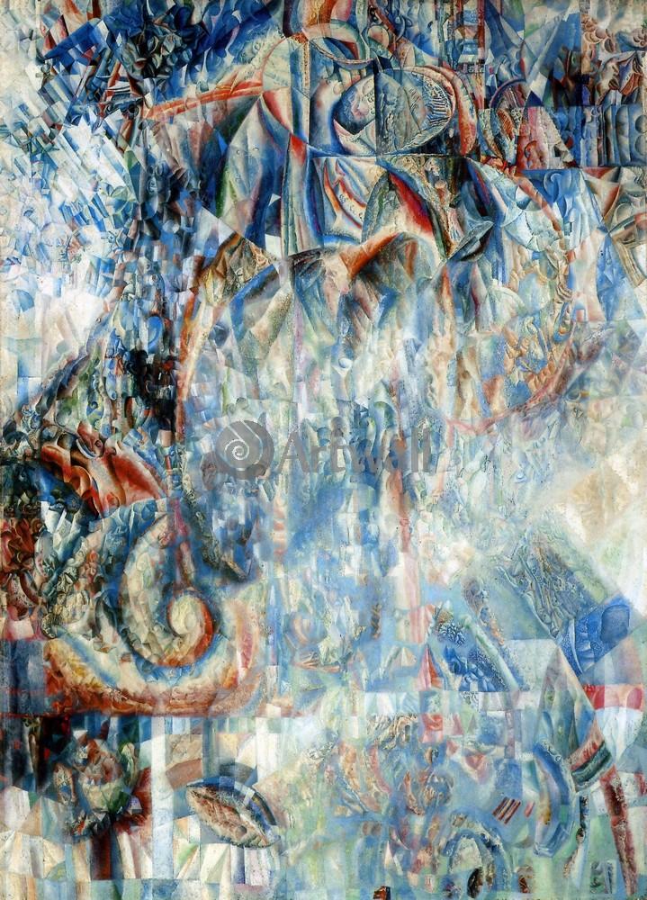 "Художники, картина ""Формула космоса"", 20x28 см, на бумаге от Artwall"