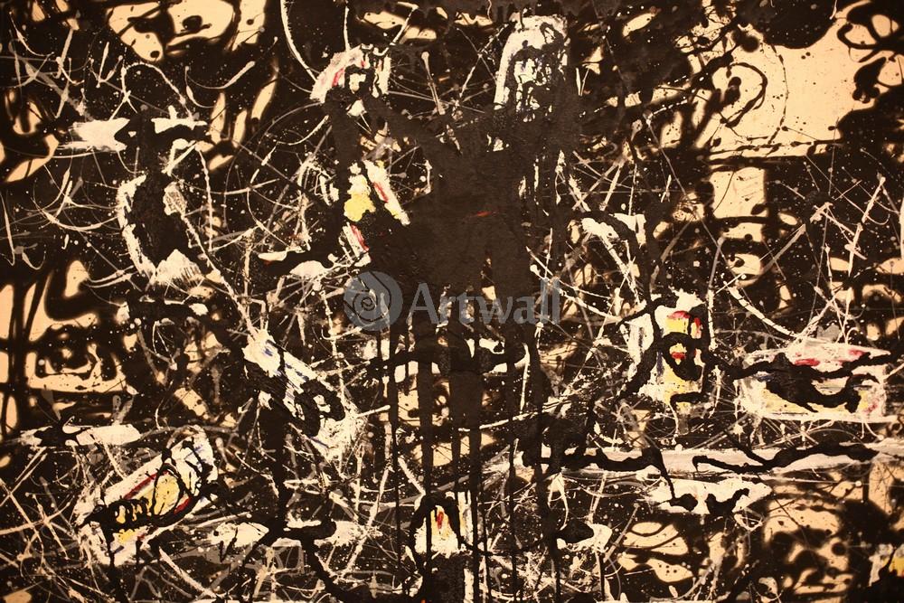 """Художники, картина """"Желтые острова"""", 30x20 см, на бумаге от Artwall"""