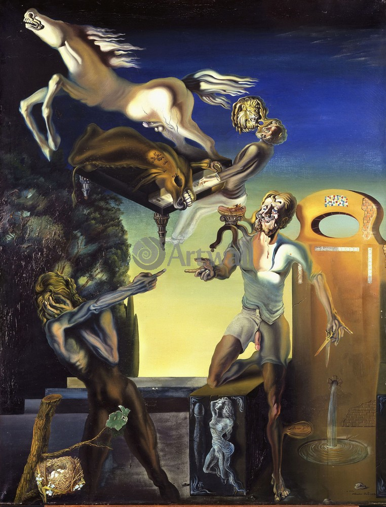 surrealist research paper What you get out of a surrealist work of art is all free online research papers, research paper samples and example research papers on salvador dali.
