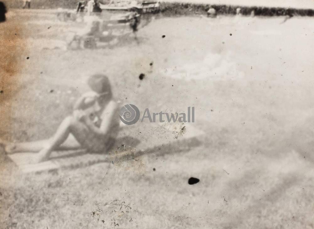 """Фотограф Фотографы, """"Фотография 55242"""", 27x20 см, на бумаге от Artwall"""