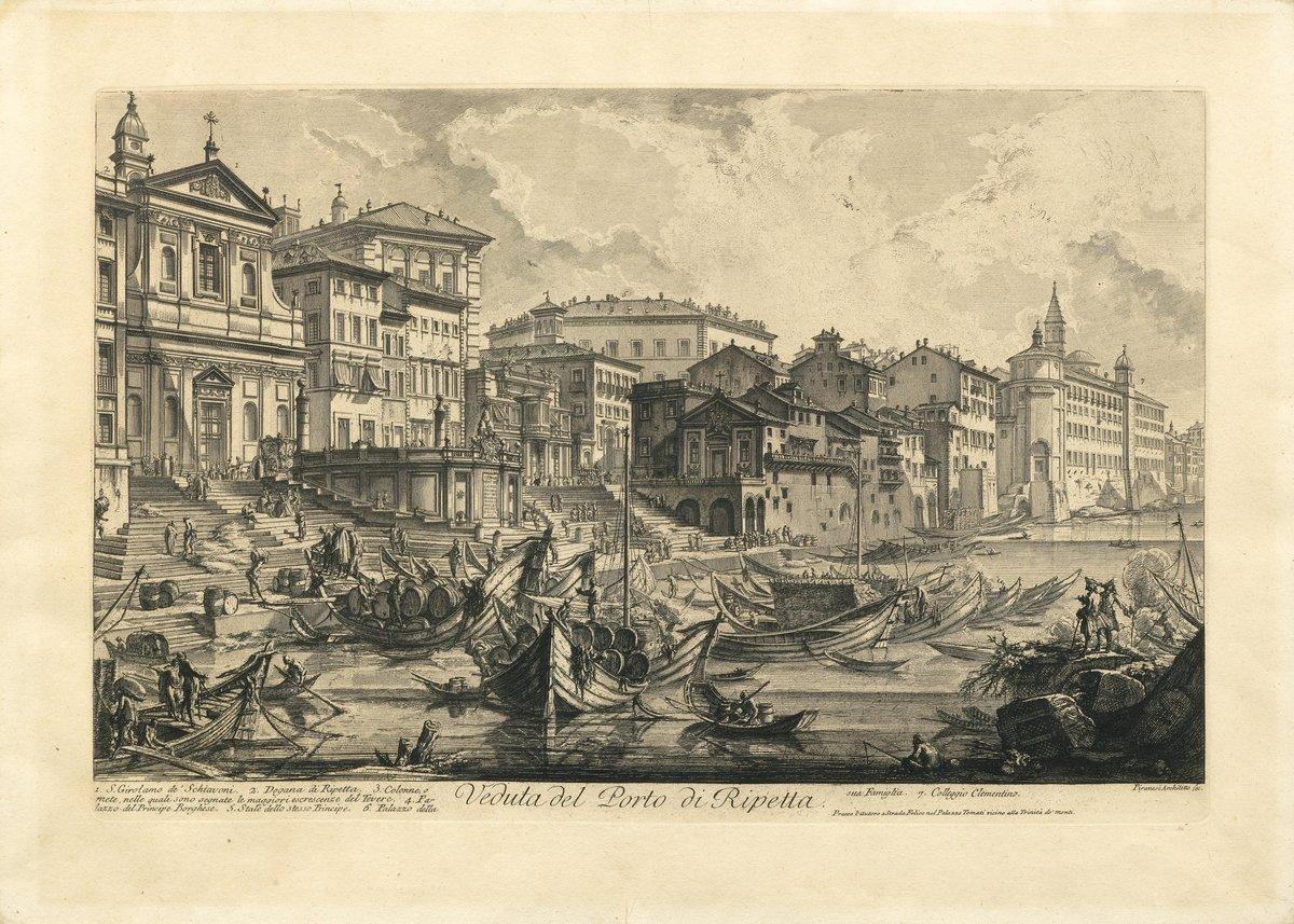 """Художники, картина """"Вид Порто ди Рипетта"""", 28x20 см, на бумаге от Artwall"""
