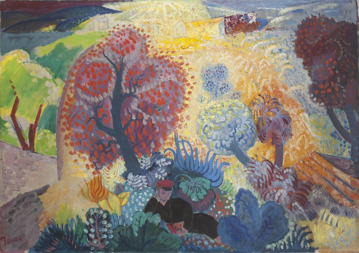 """Художники, картина """"В мире воображения"""", 28x20 см, на бумаге от Artwall"""