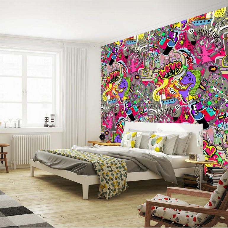 делают картинки комнаты с граффити молодежи приглашает всех