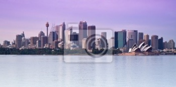 Sydney Harbour Skyline, Сидней