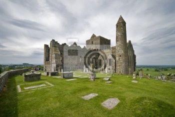 Rock of Cashel, Ирландия