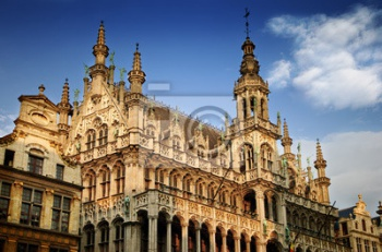 Grand Place Brussels,