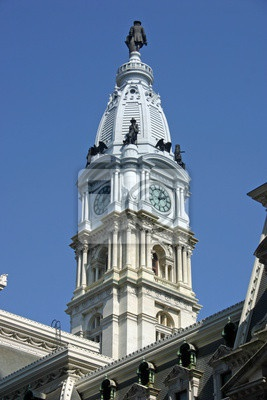 Philadelphia City Hall, Филадельфия