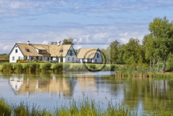 Шведский lakehouse, Швеция