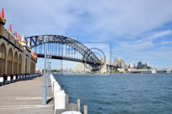 Sydney Harbour Bridge, Сидней