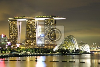 Marina Bay Sands & Gardens by the Bay 1, Казино
