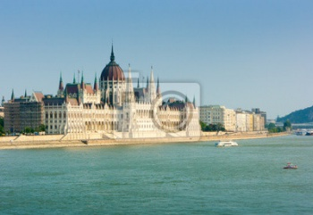 Hungarian parliament building, Будапешт