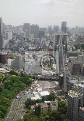 Tokyo Tower View,