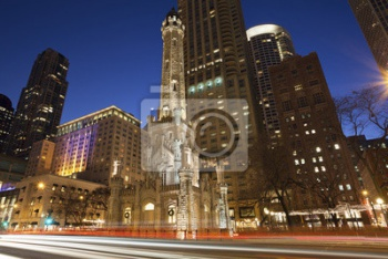 Chicago Water Tower,