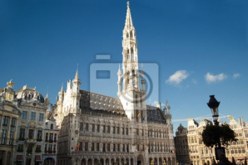 Grand Place Brussels, Бельгия