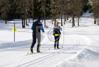 Nordic ski in Val Fiscalina, Горные лыжи