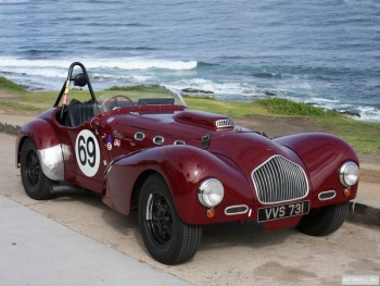 Allard K2 Roadster Race Car '1952,