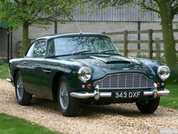 Aston Martin DB4 Works Prototype '1957,