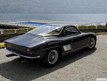 ATS 2500 GT Scaglione&Allemano Coupe '1963,