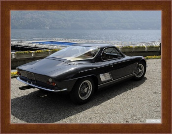 Магнитная картина ATS 2500 GT Scaglione&Allemano Coupe '1963,