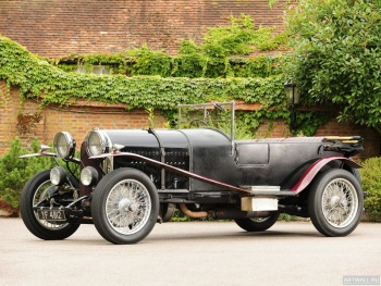 Bentley 3 Litre Speed Tourer '1921-27,