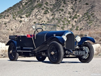 Bentley 3 Litre Sports 4-seater Tourer '1921-27,