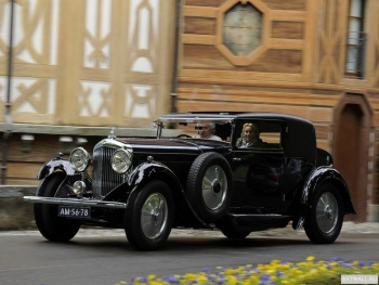 Bentley 8 Litre Sportsman Coupe '1931,