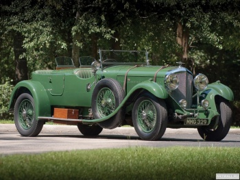 Bentley 8 Litre Tourer '1931,