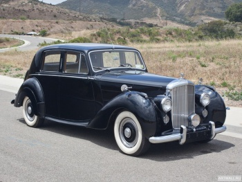 Bentley Mark VI Saloon '1946-52,