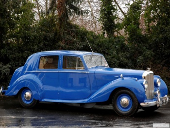 Bentley Mark VI Saloon '1948,