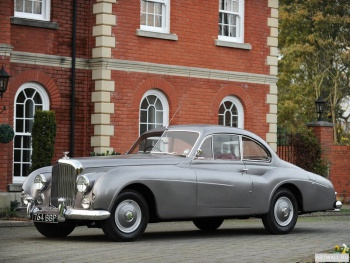 Bentley R-Type 4.6-Litre Coupe by Abbott '1954,