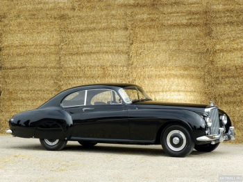 Bentley R-Type Continental Fastback '1953,