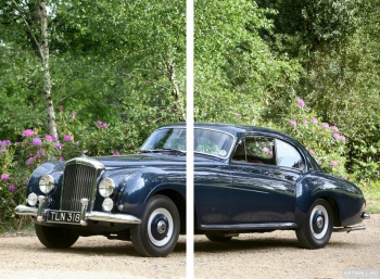 Модульное панно Bentley R-Type Continental Sports Saloon by Mulliner '1954,