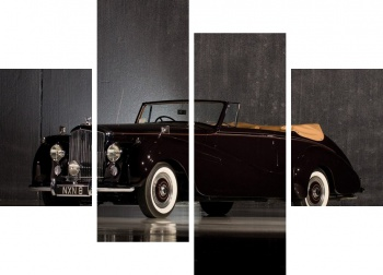 Модульное панно Bentley R-Type Drophead Coupe Park Ward '1953,