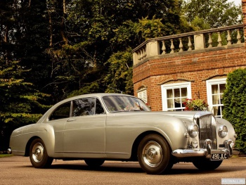 Bentley S1 Continental Sports Saloon by Mulliner '1956,