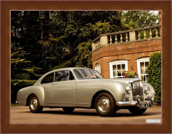 Магнитная картина Bentley S1 Continental Sports Saloon by Mulliner '1956,
