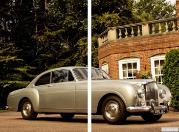 Модульное панно Bentley S1 Continental Sports Saloon by Mulliner '1956,
