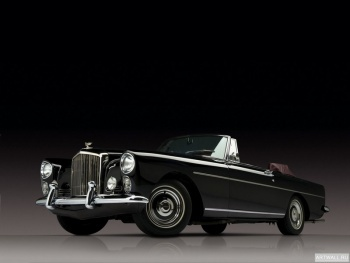 Bentley S2 Continental '1959-62,