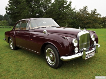 Bentley S2 Continental Coupe by Mulliner '1960-62,