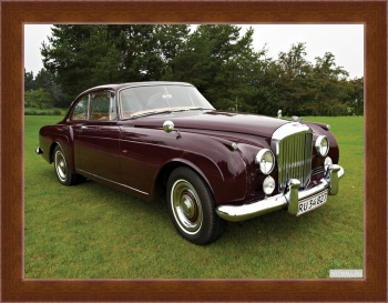 Магнитная картина Bentley S2 Continental Coupe by Mulliner '1960-62,