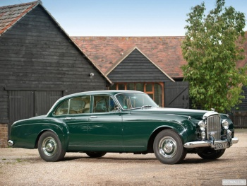Bentley S2 Continental Flying Spur by Mulliner '1959-62,