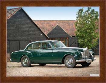 Магнитная картина Bentley S2 Continental Flying Spur by Mulliner '1959-62,