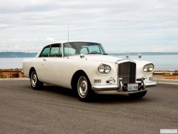 Bentley S3 Continental Coupe by Mulliner & Park Ward '1964,